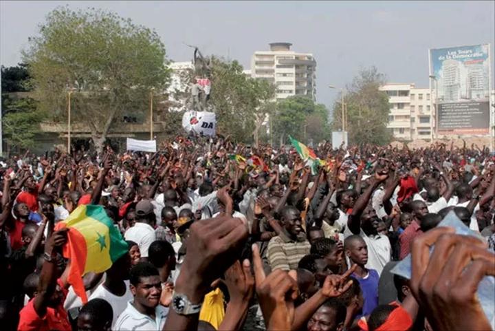 LIBERTÉ DANS LE MONDE : Le Sénégal a subi une grave régression