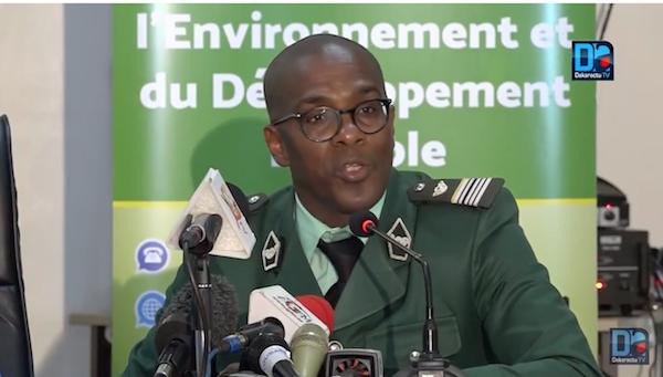 """Le colonel Baïdy Ba fait le point sur les performances des Eaux et Forêts : """"Près de 900 millions versés dans les caisses de l'Etat..."""""""