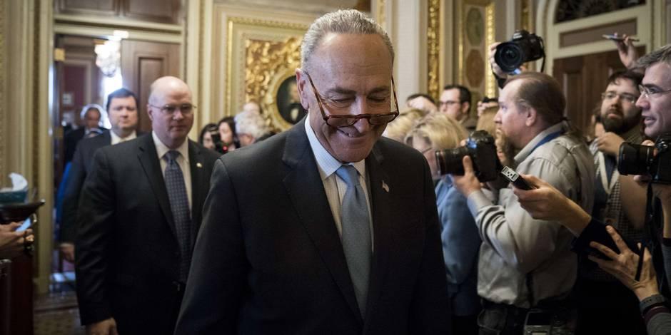 """USA : les démocrates acceptent un compromis pour mettre fin au """"shutdown"""""""