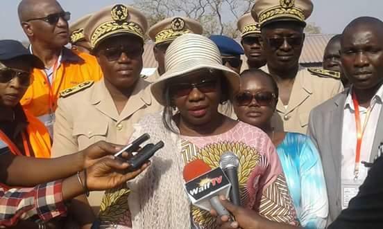 Or de Kédougou : Le premier lingot d'or du site de Mako sera remis à MACKY dans un mois.