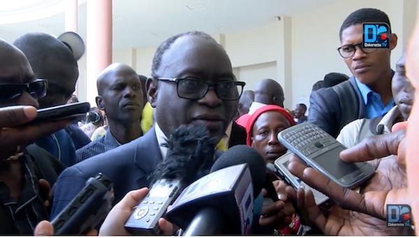 Procès Khalifa Sall : La municipalité de Dakar réclame son droit de se constituer partie civile