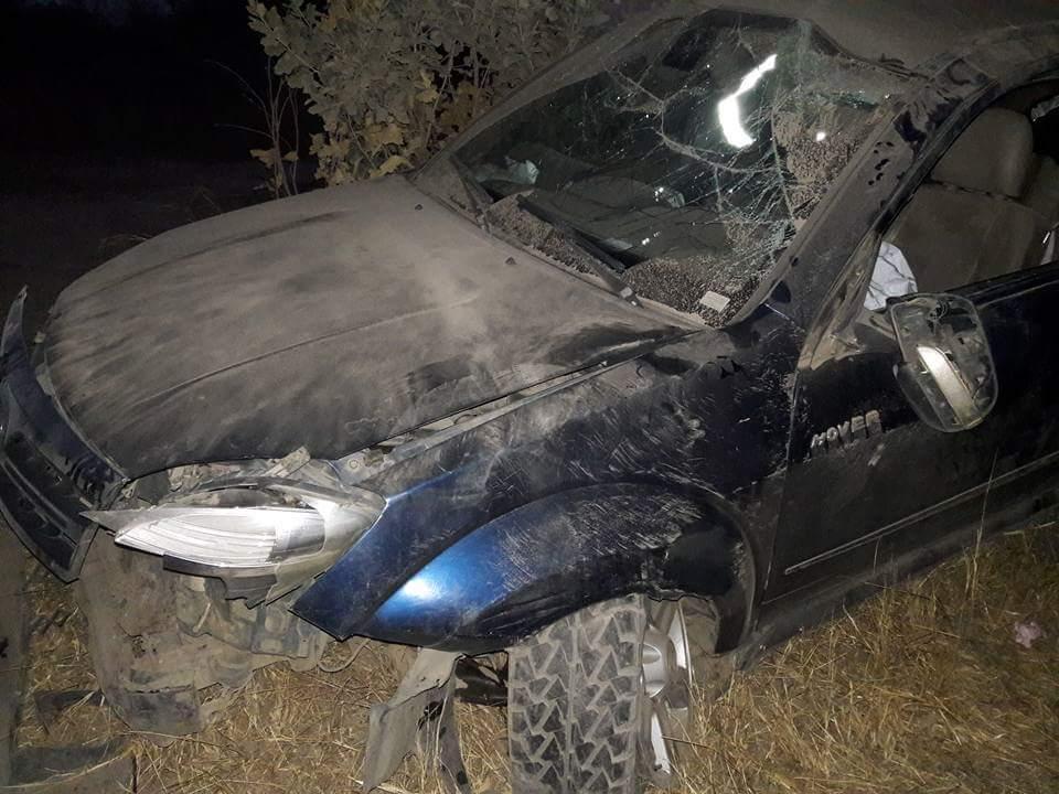 Le Président du Conseil national de la jeunesse victime d'un accident