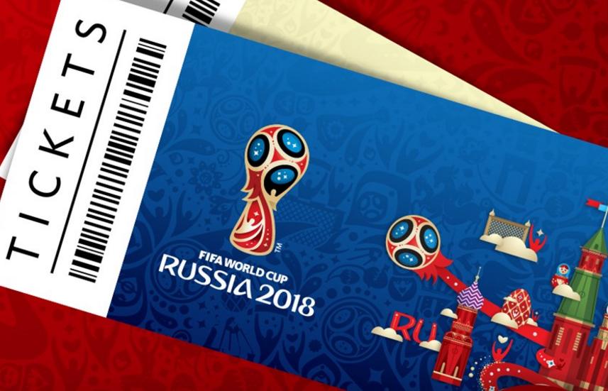 Mondial 2018 : Le prix des billets varient de 52 000 à 105 000 FCFA