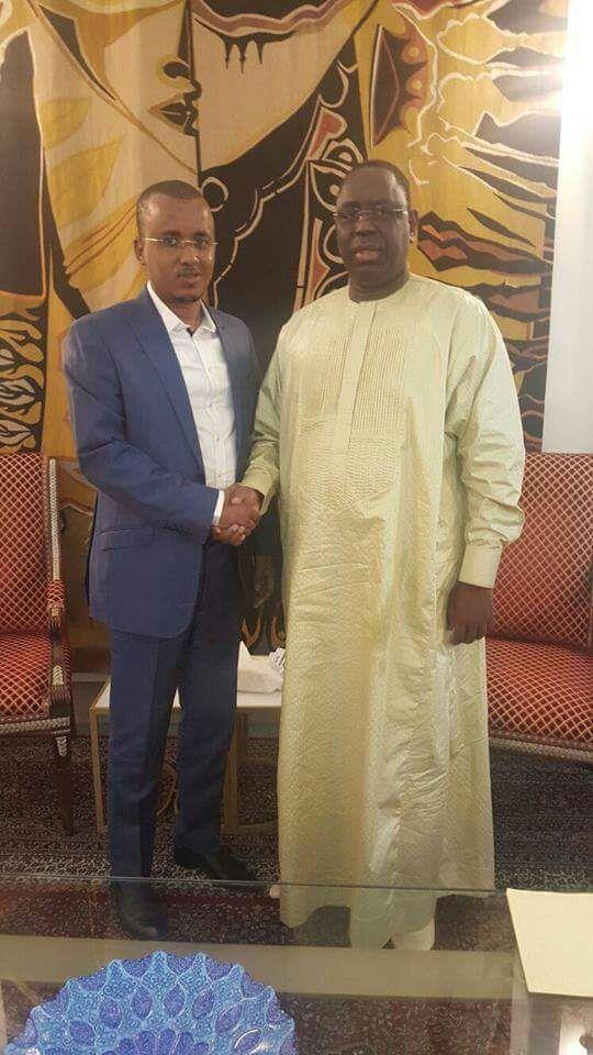 """Cojer Gabon: """"le président doit impérativement renouer le contact avec sa jeunesse pour sa réélection"""" (Omar sow)"""