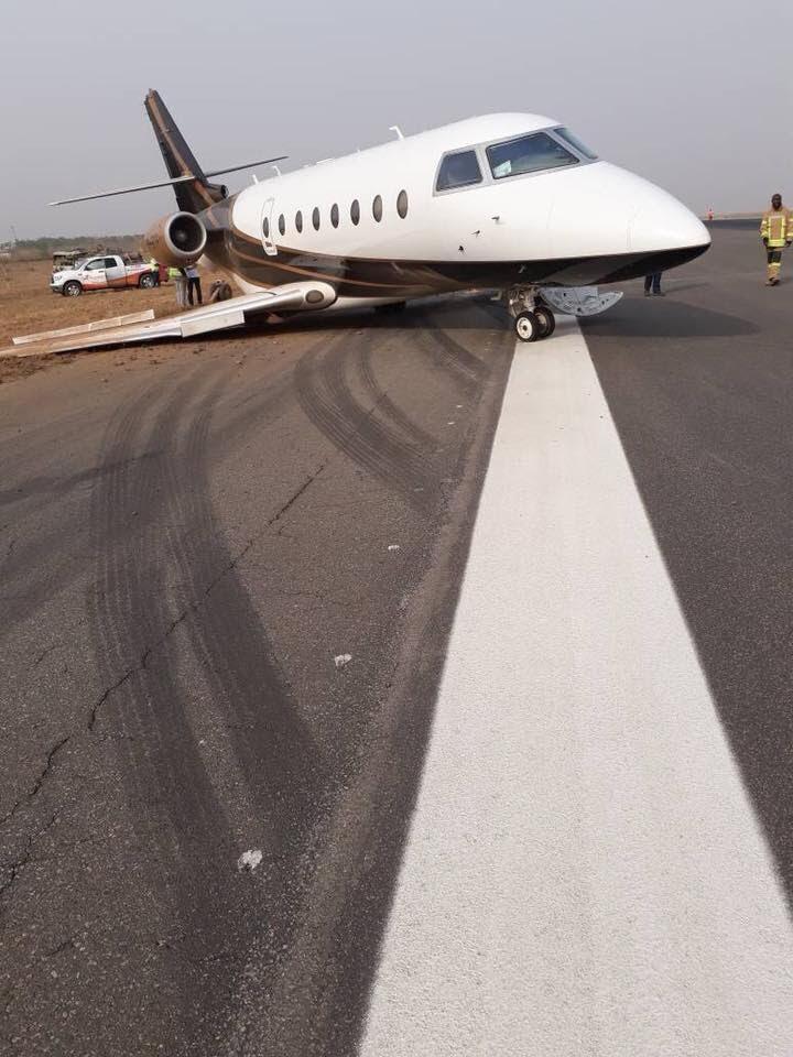 NIGÉRIA : Un avion tombe en panne sur la piste et retarde tous les autres vols à l'aéroport d'Abuja