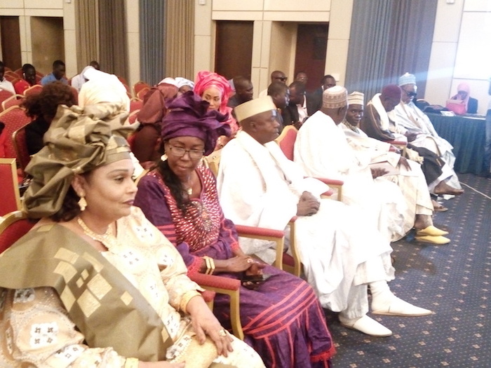 Forum International : Le marabout Cheikh Baba Diallo exporte la spiritualité en Gambie