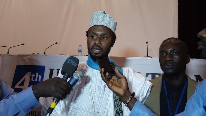 """Cheikh Baba Diallo, président du mouvement SBS : """"Ce que le président Adama Barrow m'a dit..."""""""
