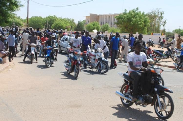 Tambacounda : Accord entre le Préfet et les conducteurs de Mototaxis