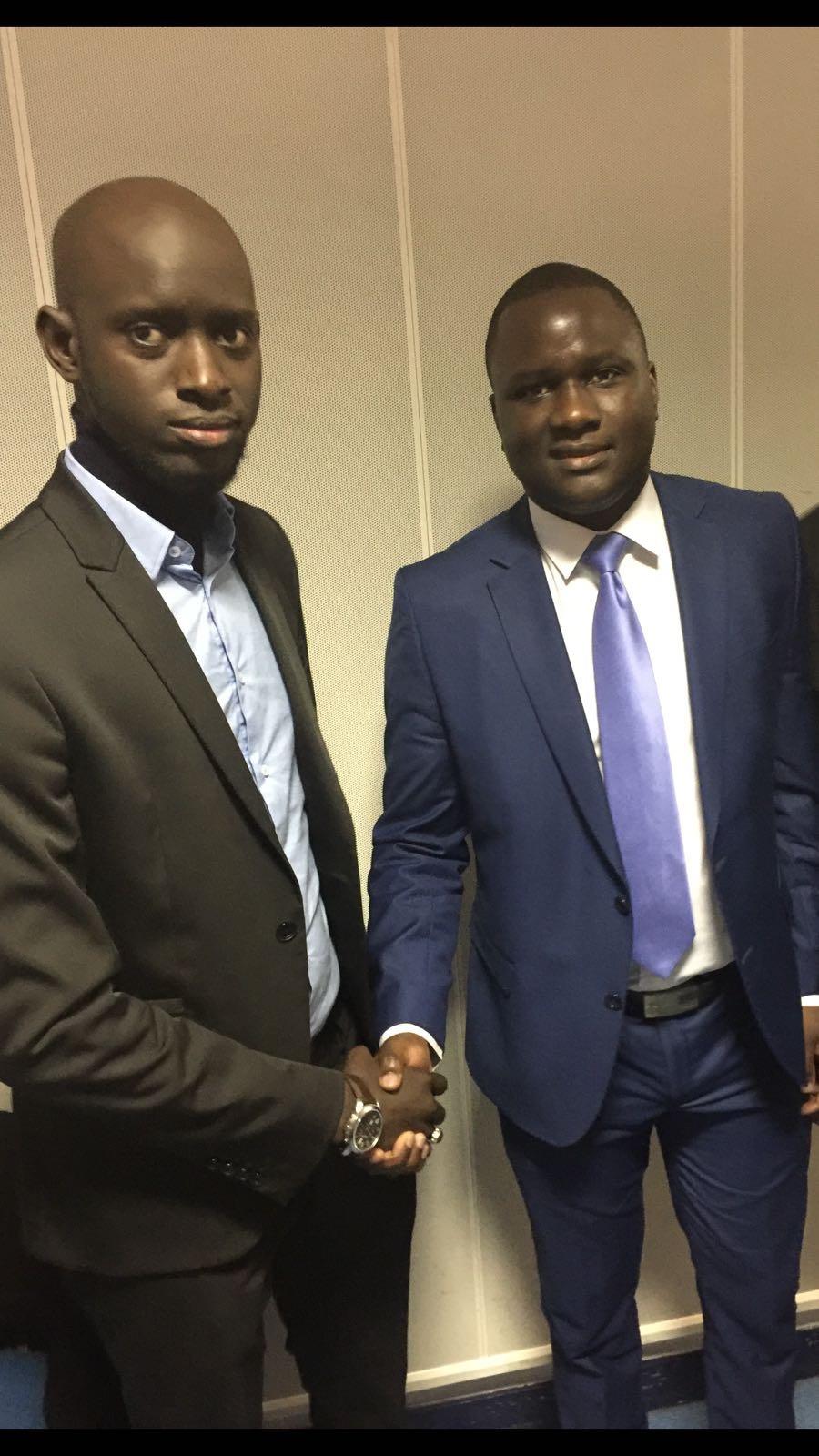 REWMI FRANCE : Abdou Karim Ndiaye élu responsable des jeunes