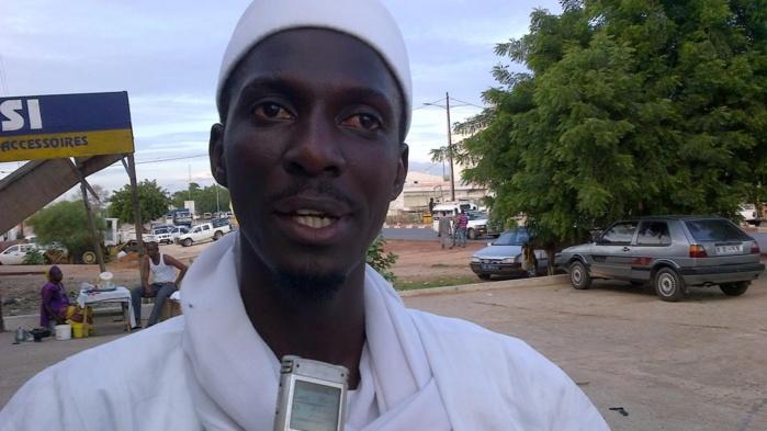 SERIGNE MODOU KÉMANE DIOP (Producteur agricole) : '' Pour la campagne arachidière à venir, nous souhaitons les mêmes méthodes pour les mêmes résultats ''