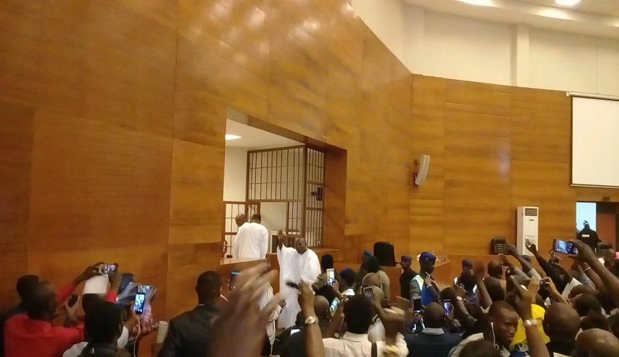 Suspension du procès de Khalifa Sall jusqu'à lundi : Place aux débats de fond