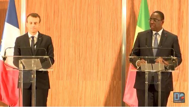 Tentative de marche lors de la visite de Macron au Sénégal : Quand la montagne accouche d'une souris