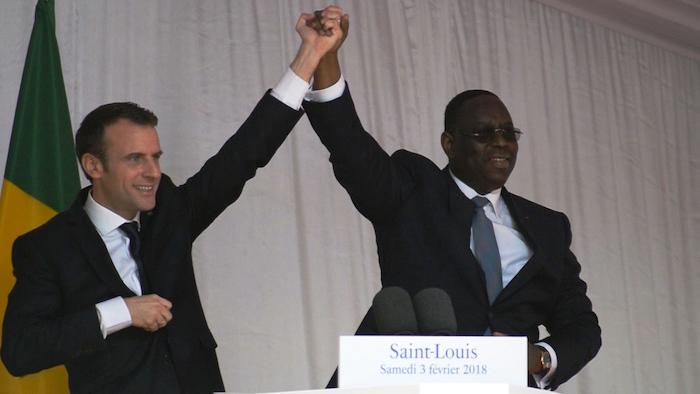 Visite des présidents Macky Sall et Emmanuel Macron : Une batterie de mesures pour protéger Saint-Louis contre l'avancée de la mer