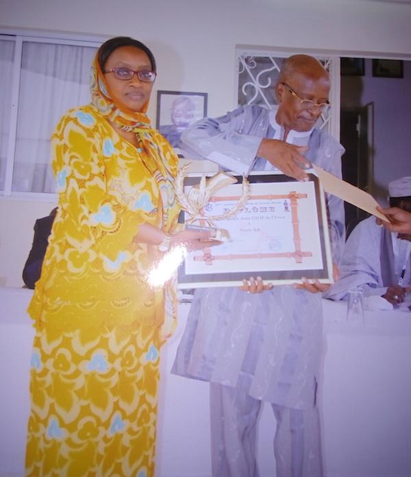 Hommage au Professeur Hamidou DIA (Par Marie Ba Aidara)