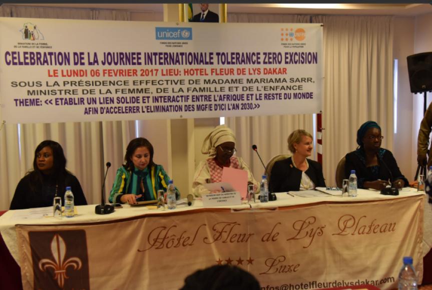 Mutilation génitales féminines : 14 % des filles de moins de 15 ans sont toujours excisées au Sénégal.