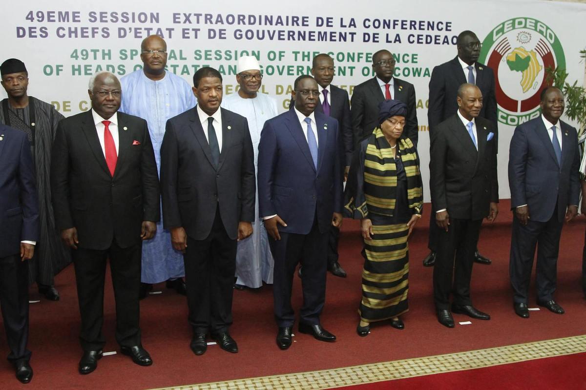 Guinée Bissau : sanctions personnelles de la CEDEAO pour le non-respect de l'accord de Conakry (communiqué)