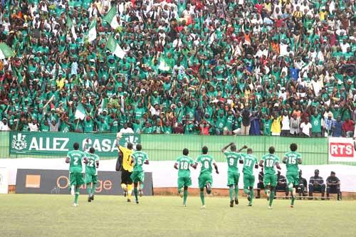 Ligue 1 : le Casa-Sports étrille l'US Ouakam (4-0) en match en retard