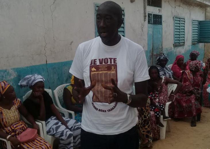 Dr Alioune Diop APR Mbao : « Idrissa Seck est prétentieux…il faut qu'il accepte de souffrir à voir Macky Sall Président»