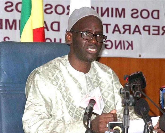 ENTOURAGE DU KHALIFE DES MOURIDES - Le post de Khadim Diop !