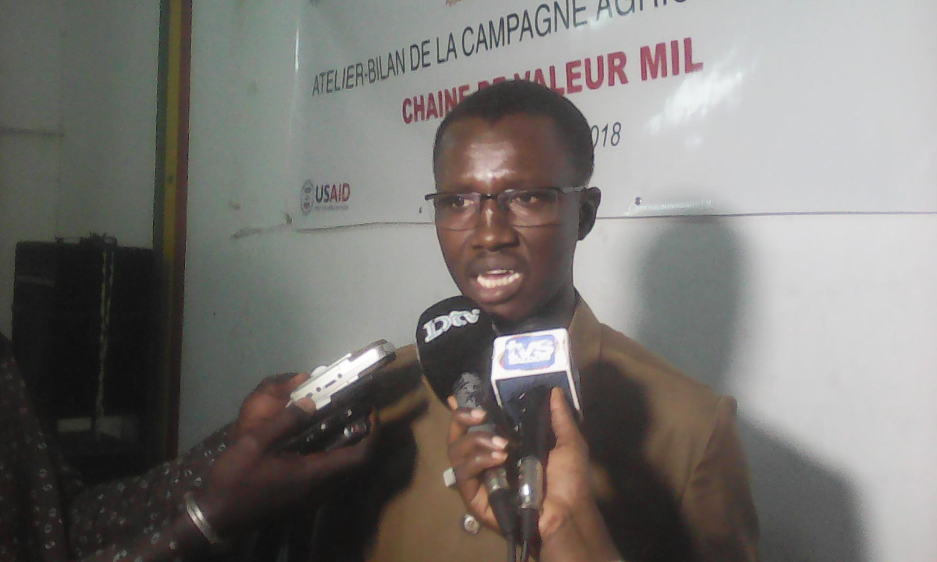 Abdou Dione, Directeur régional de « Naatal Mbay » : « La qualité des semences est d'une importance capitale pour améliorer les rendements »
