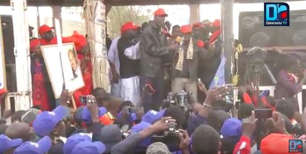 """Marche de l'opposition : Le représentant d'Ousmane Sonko anticipe sur """"les intentions de Macky Sall pour se maintenir au pouvoir"""""""