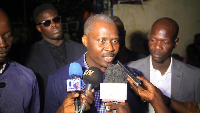 ABDOULAYE FALL (Président de la ligue de Diourbel) : « Tout faire pour que la Sonacos reçoive pour le reste de la saison à Ely Manel Fall »