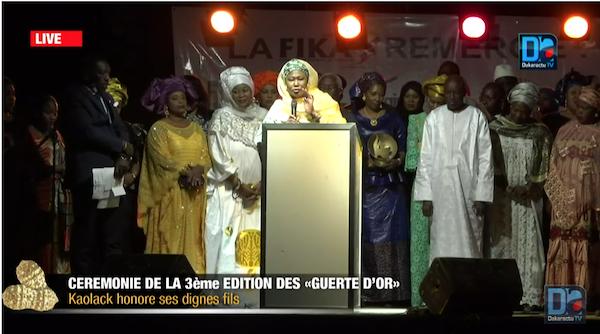 3ème ÉDITION DES «GUERTÉS D'OR» :  Kaolack honore ses dignes fils