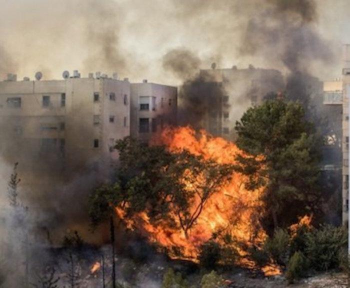 Urgent : Un violent incendie se déclare à Yarakh-Capa