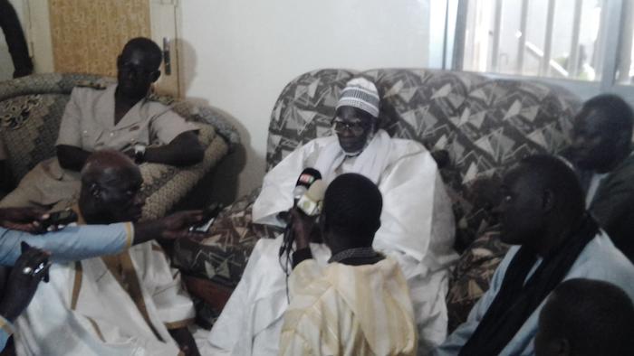 Serigne Mountakha Mbacké Bassirou, Khalife général des mourides : « Touba et Porokhane sont indivisibles »