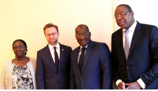 Conseil d'Administration ITIE à Oslo : Mankeur Ndiaye révèle les impacts de l'ITIE au Sénégal