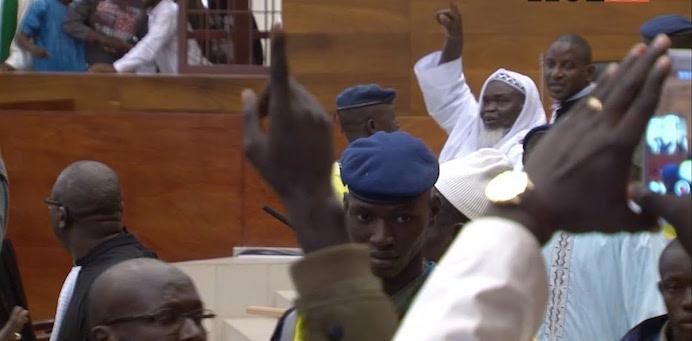 Nouveau renvoi du procès de l'Imam Ndao et Cie
