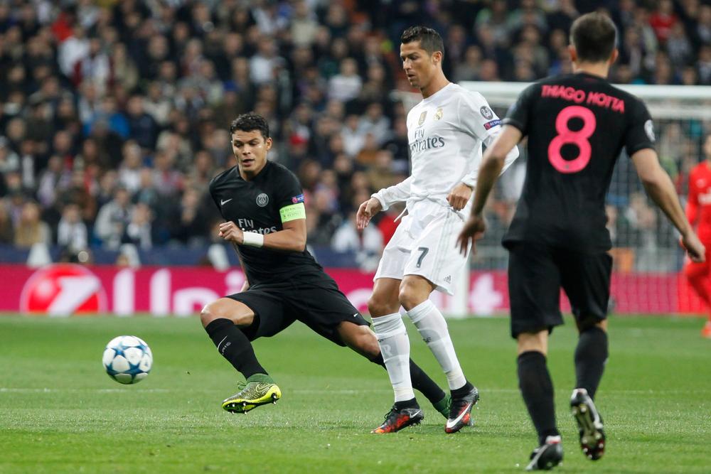 Ligue des champions : Porté par Ronaldo, le Real Madrid renverse le PSG