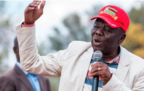 Zimbabwe : Décès de Morgan Tsvangirai