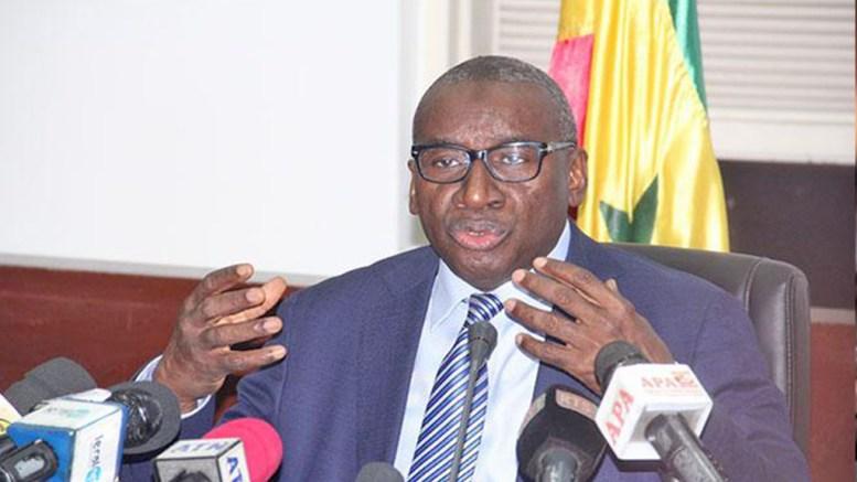 Me Sidiki Kaba : « Je ne suis pas en charge d'une diplomatie qui se fait à Sandaga »