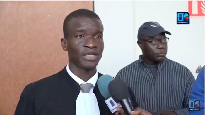 """Plaidoirie : Me Bamba Cissé attaque le procureur et ses """"contradictions"""""""