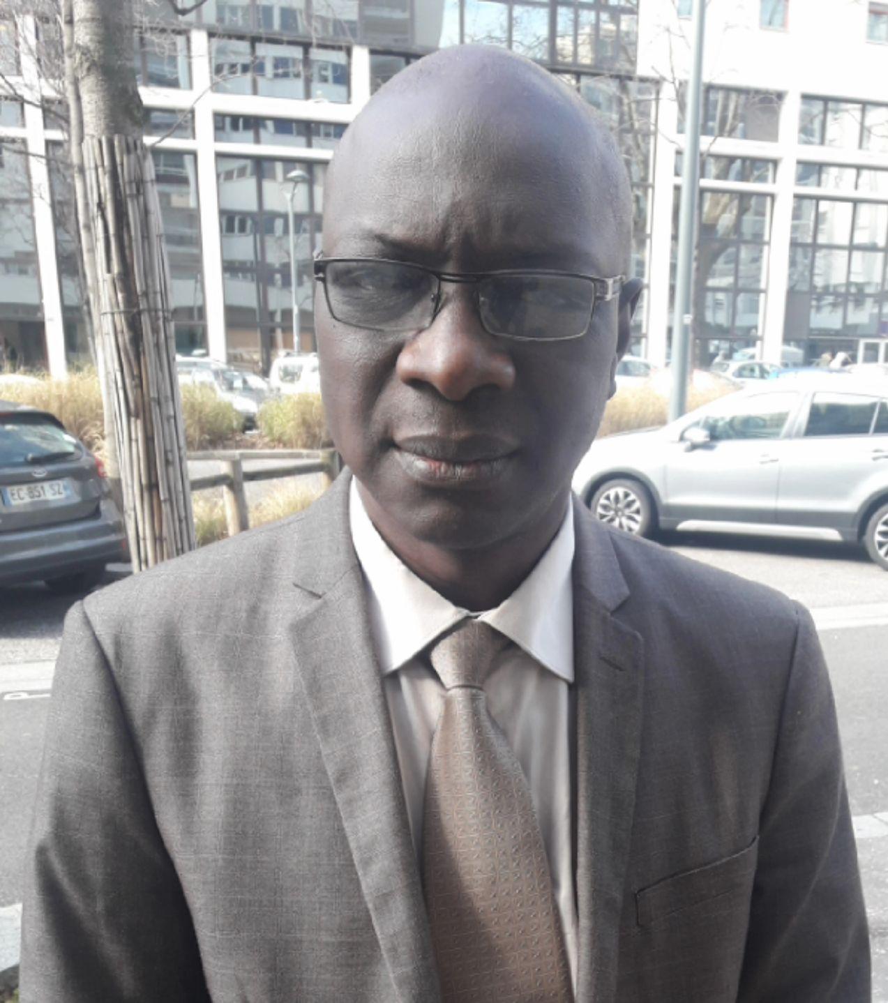 """Samba Mangane sur le décès de Amadou Mbaye Loum : """"C'est lui qui m'a formé à la RTS"""""""