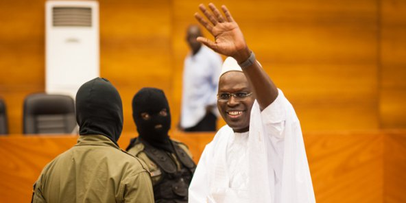 Me Youssoupha Camara (avocat Khalifa Sall) : « Celui qui a gagné les élections législatives alors qu'il est en prison, gagnera la présidentielle même s'il est en prison »
