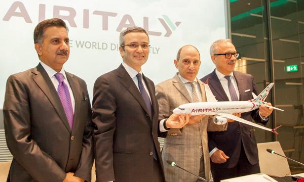 Desserte Dakar-Milan : Meridiana devient Air Italy