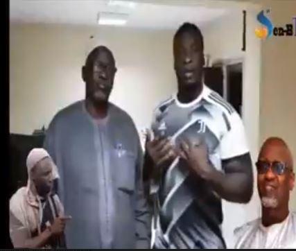 Après sa victoire sur Papa Sow : Ama Baldé remercie Siré Dia de son soutien et promet de lui rendre la pareille