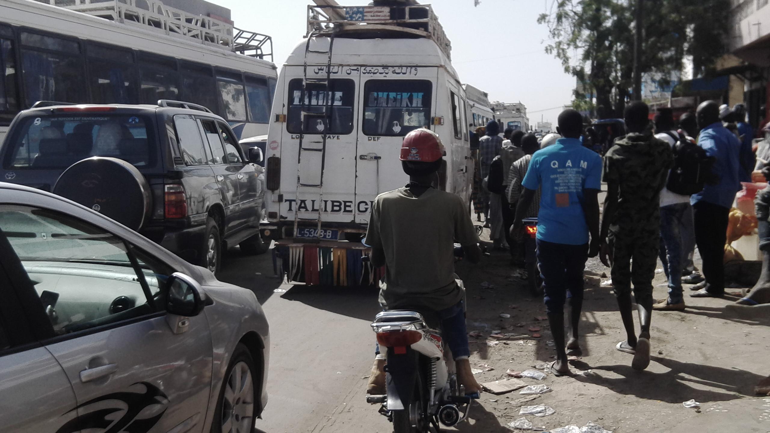 Porokhane : La cité religieuse a fait le plein... Cérémonie officielle en cours