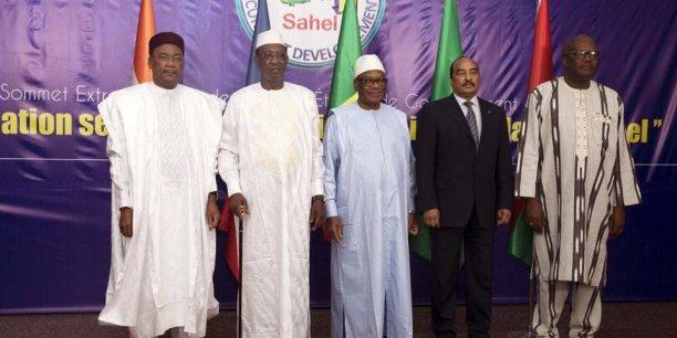 G5- Sahel : un budget de 423 millions d'Euros mobilisé et 5000 soldats en ordre de bataille