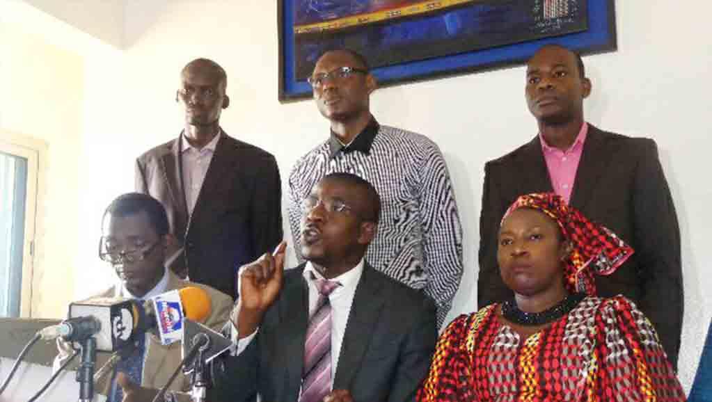 Fissures au SYJUST : Le syndicat des travailleurs de la justice de Saint-Louis réclame le renouveau du bureau