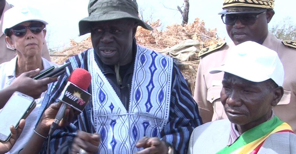 Exploitation minière à Bantako: «  La production rentable et responsable » du site satisfait le ministre de l'environnement