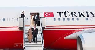 Dernière minute : arrivée du président Erdogan au Sénégal