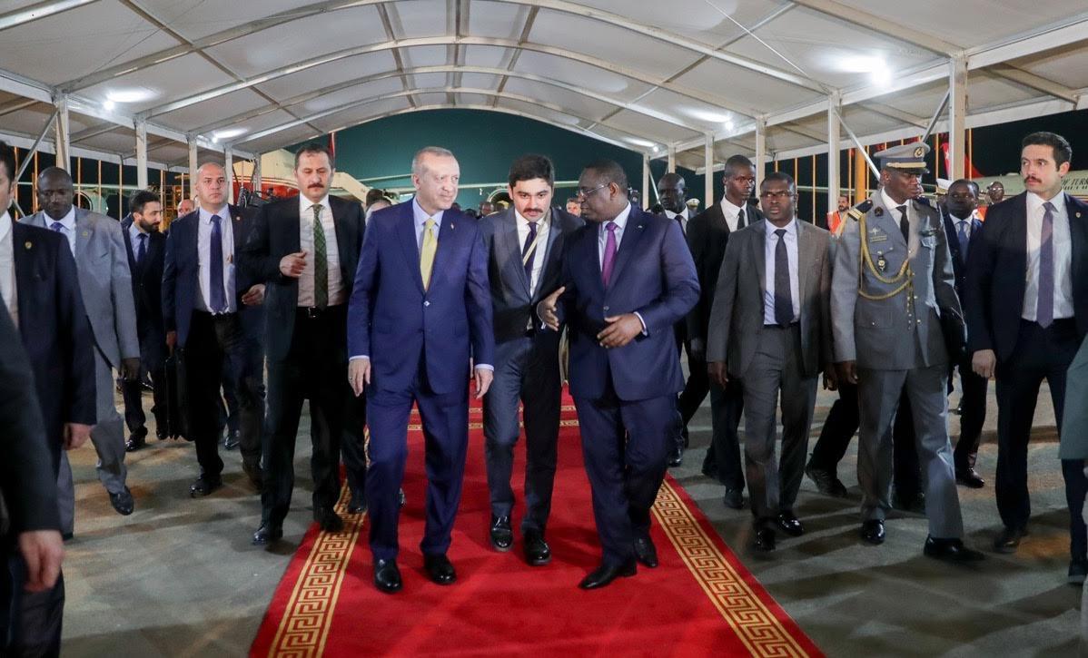 Erdogan raille le nombre de ministres de Macky : « Mach'Allah ! Tu as beaucoup d'enfants. Moi, j'en ai vingt »