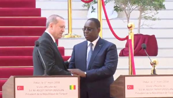 Pétrole et gaz découverts au Sénégal : la Turquie entre en jeu