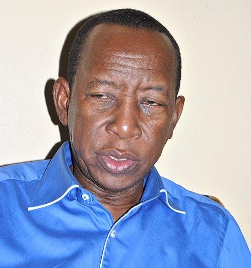 Hommage à Amadou Mbaye Loum