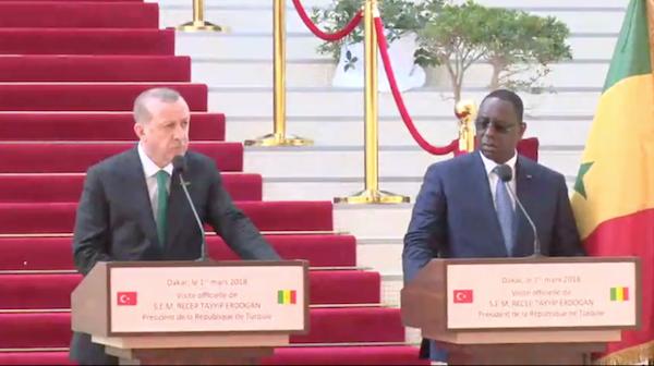Sénégal-Turquie : l'objectif est de porter le volume des échanges à 400 millions de dollars