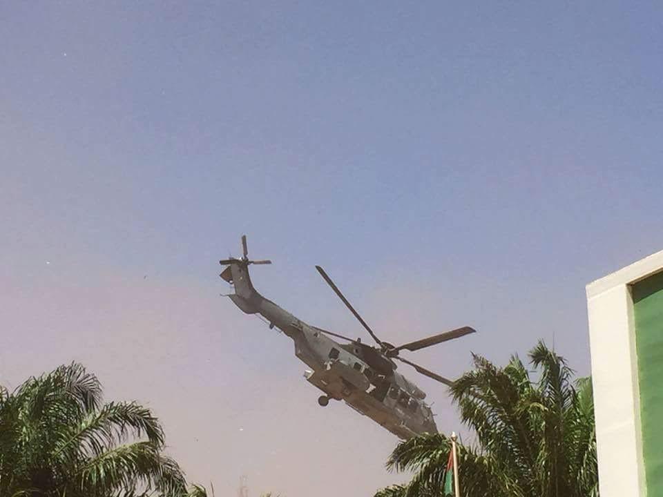 Attaque armée à Ouagadougou : 7 morts après l'intervention des forces françaises