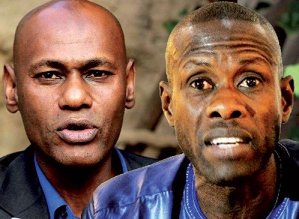"""Retrouvailles des """"frères ennemis"""": Ahmet Suzanne Camara et Youssou Touré se réconcilient"""